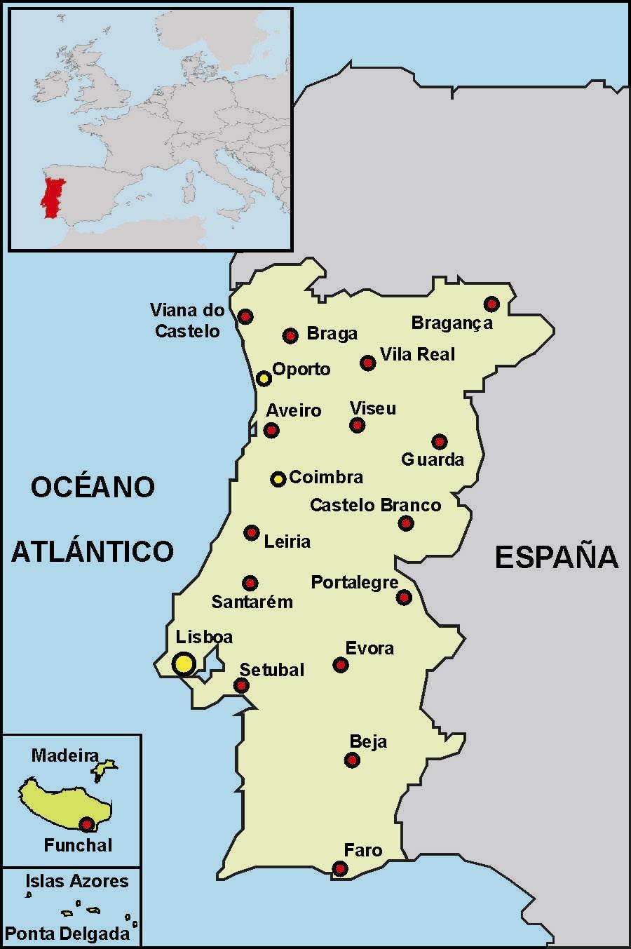 mapa climático de portugal Cómo es el clima en Portugal? toda la información aquí   Clima  mapa climático de portugal