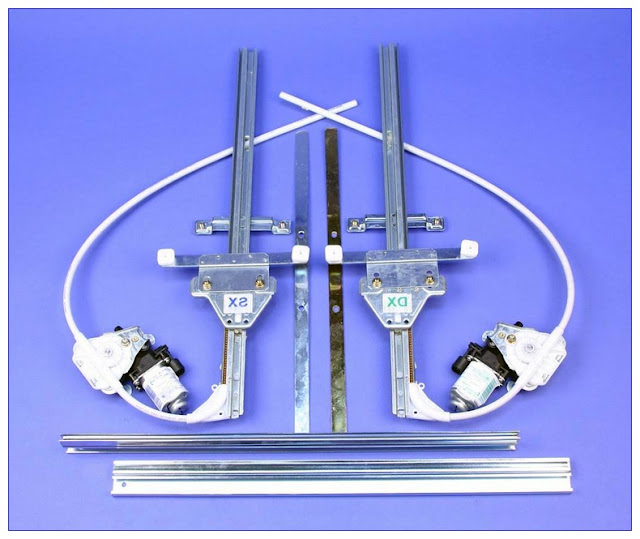 Best Flat GLASS Power WINDOW Conversion Kit