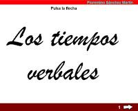 http://cplosangeles.juntaextremadura.net/web/edilim/tercer_ciclo/lengua/el_verbo/tiempos_verbales/tiempos_verbales.html