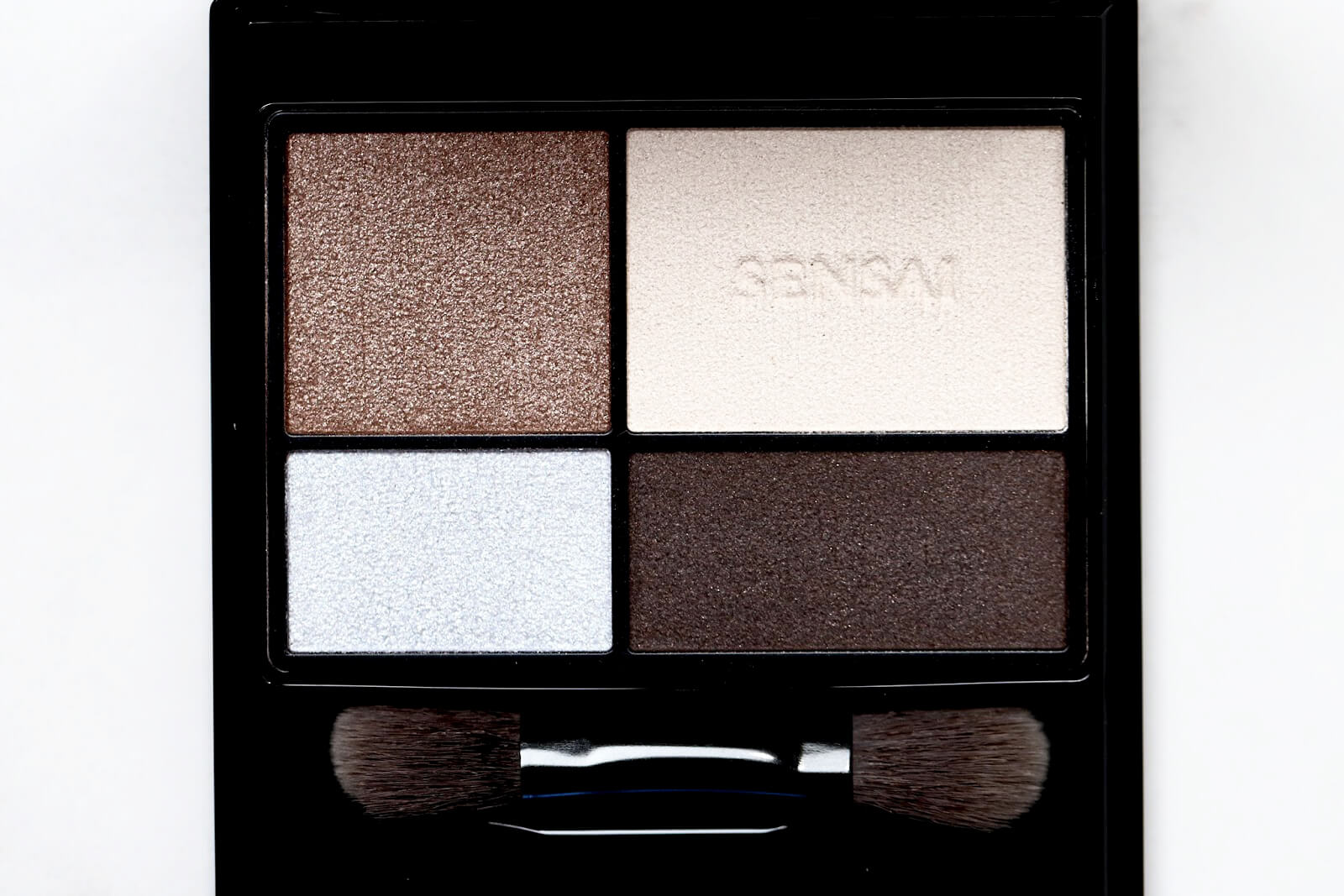 Sensai Eye Colour Palette 04 Frosty Twilight swatch