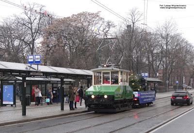 Holownik tramwajowy BT-1, Kraków
