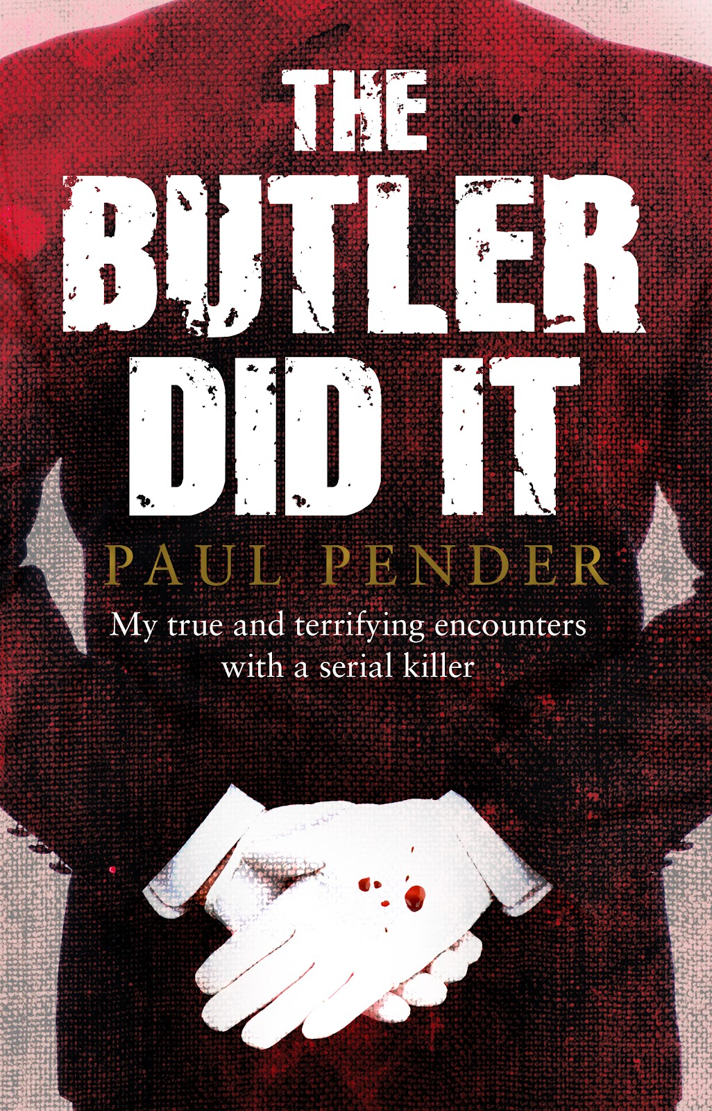 Paul Pender The Butler Did It Cover border=