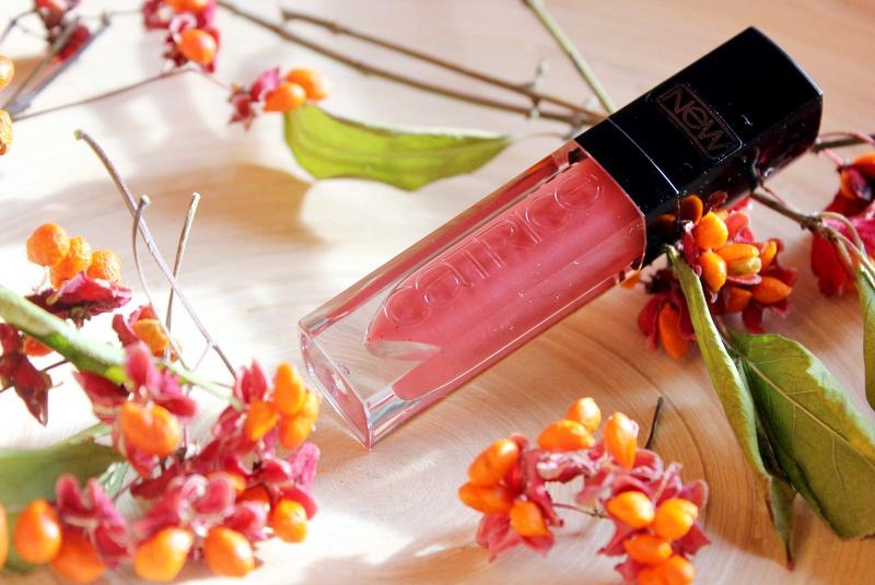 Жидкая помада для губ CATRICE Shine Appeal Fluid Lipstick #040 Rose Your Voice / отзывы