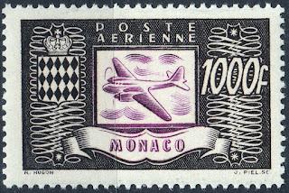Monaco Air Douglas Dc 3 1000 F