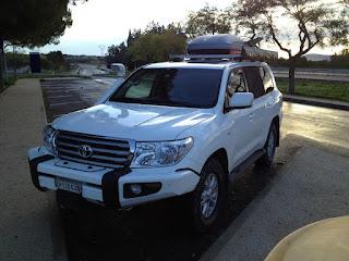 Offroad 4x4 Reisefahrzeug und Wohnmobil zu verkaufen