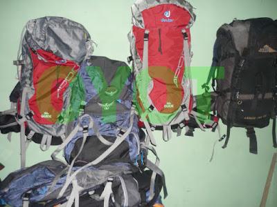 Tempat Rental Tas Carrier Dan Alat Camping | Hiking | Gunung | Outdoor Sidoarjo Dan Surabaya