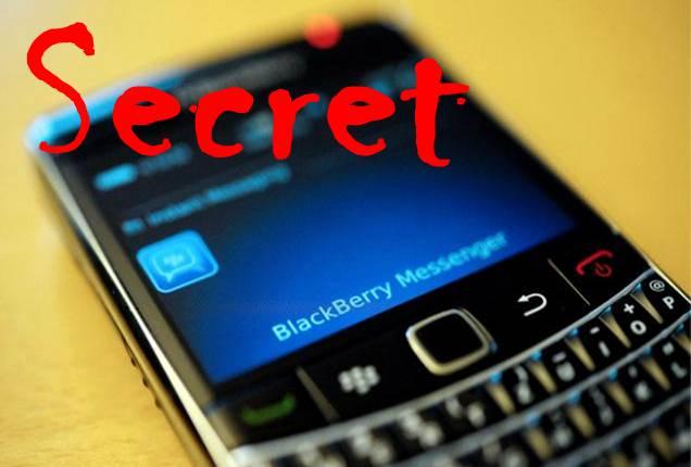 Fitur Private Chat BBM Mampu Menjaga Kerahasiaan Obrolan Anda