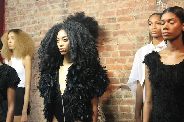 LADASKA MECHELLE, New York Fashion Week