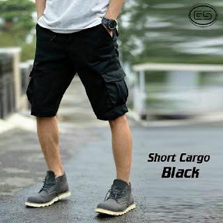 celana cargo pendek pria, celana pendek pria, celna cargo pendek, celana cargo