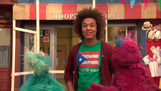Armando, Mando, Telly, Rosita, Sesame Street Episode 4404 Latino Festival season 44