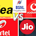 BSNL Rs. 444 Plan Giving Tough Competetion to Jio, Airtel, Vodafone, Idea