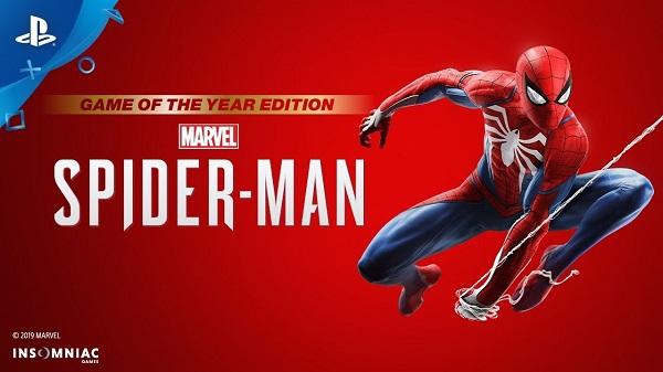 الإعلان رسميا عن نسخة لعبة السنة لإصدار Marvel Spider Man و هذا محتواها