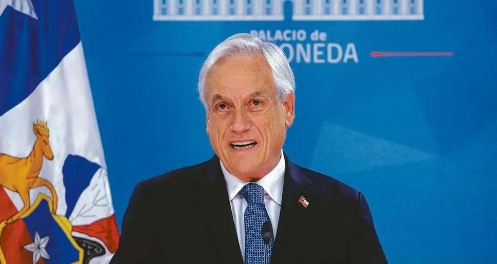 [MEDIDAS] Piñera sube salario mínimo, anuncia aumento de pensiones y baja en la luz