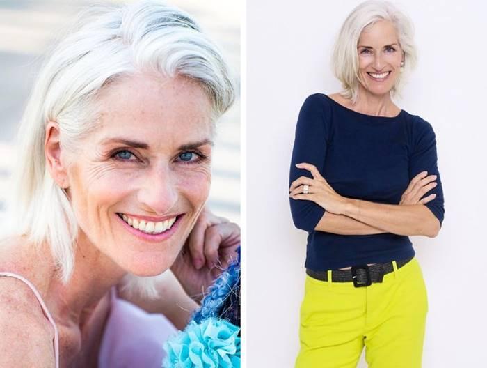 Simone Jacob, 57 years old