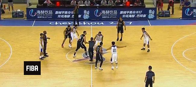 Sarreyet Ramallah-Palestine def. Chooks-to-Go Pilipinas, 89-82 (REPLAY VIDEO) FIBA Asia Champions Cup 2017