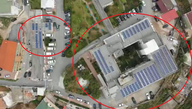 Regional Hospital of Lezha, the first public institution with Photovoltaics