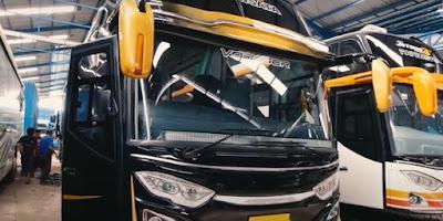Sejarah Bus Pariwisata Mas Wahid Youtuber Asli Semarang