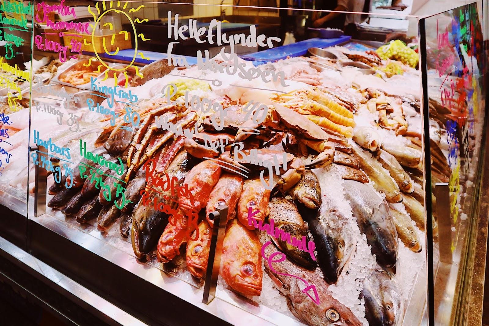 foodie walking tour in Copenhagen
