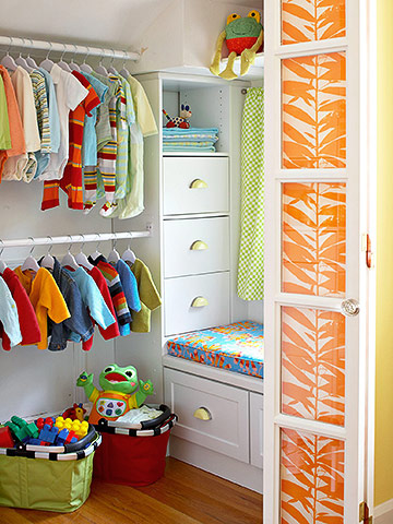 Functional And Fun Storage Ideas Make It Easy For Kids To Keep Closets Organized Clutter Free Kristin Schmitt