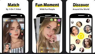 Omega-Random Video Chat App