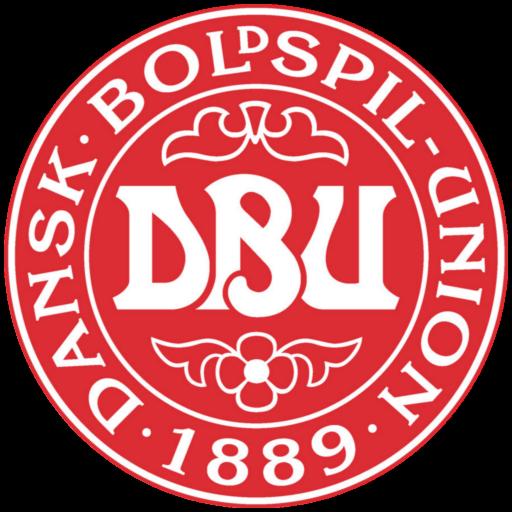 Kit Đội Tuyển ( ĐTQG ) Đan Mạch + Logo Dream League Soccer 2021