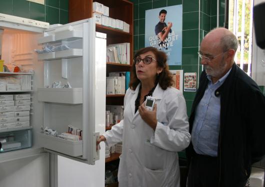 Transcurridas dos semanas desde el inicio de la campaña de vacunación frente al virus de la gripe en la Comunitat Valenciana, la Conselleria de Sanidad Universal y Salud Pública tiene declaradas ya 373.473 dosis de vacuna antigripal, lo que supone un 23% más de dosis que la campaña 2018-2019 en las mismas fechas.