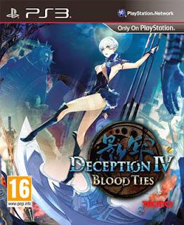 Deception IV Blood Ties PS3 Torrent