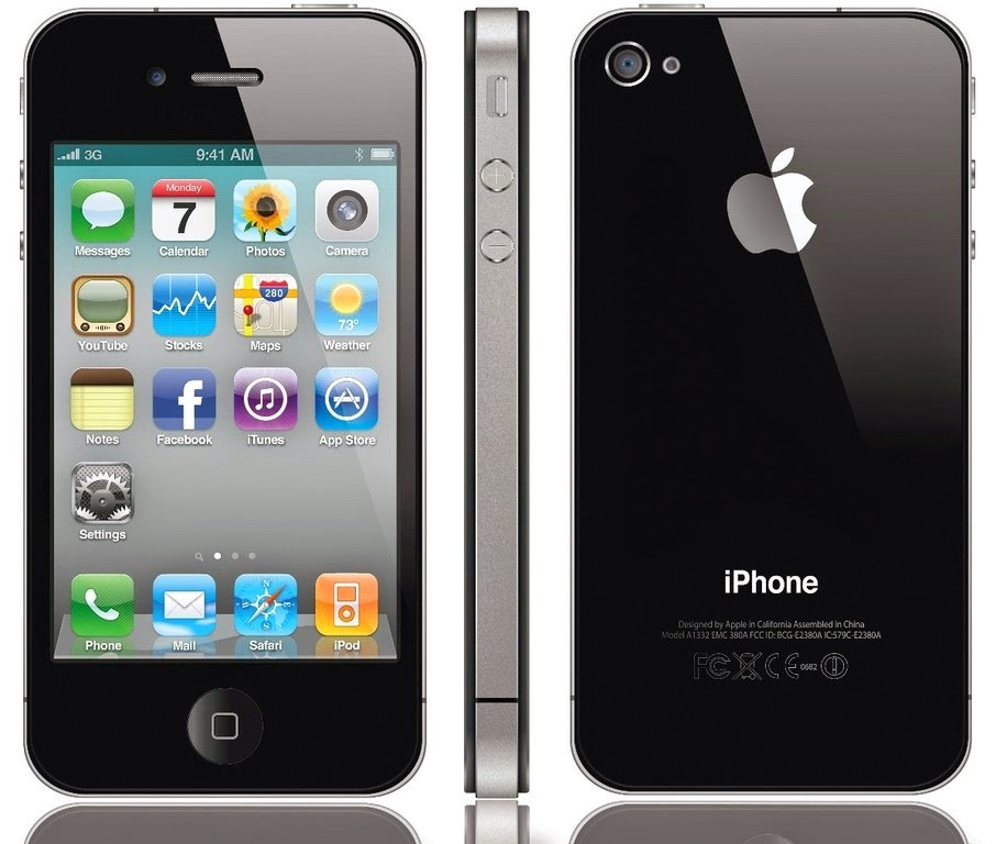 Iphone 4 8Gb por 199,90 Portugal