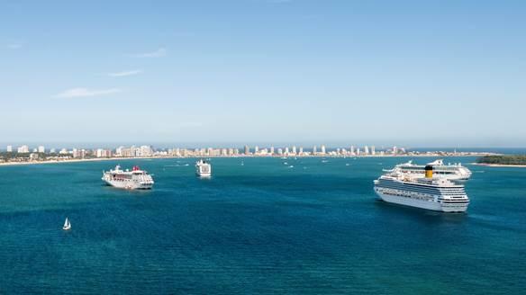 Uruguay atrae a los cruceros