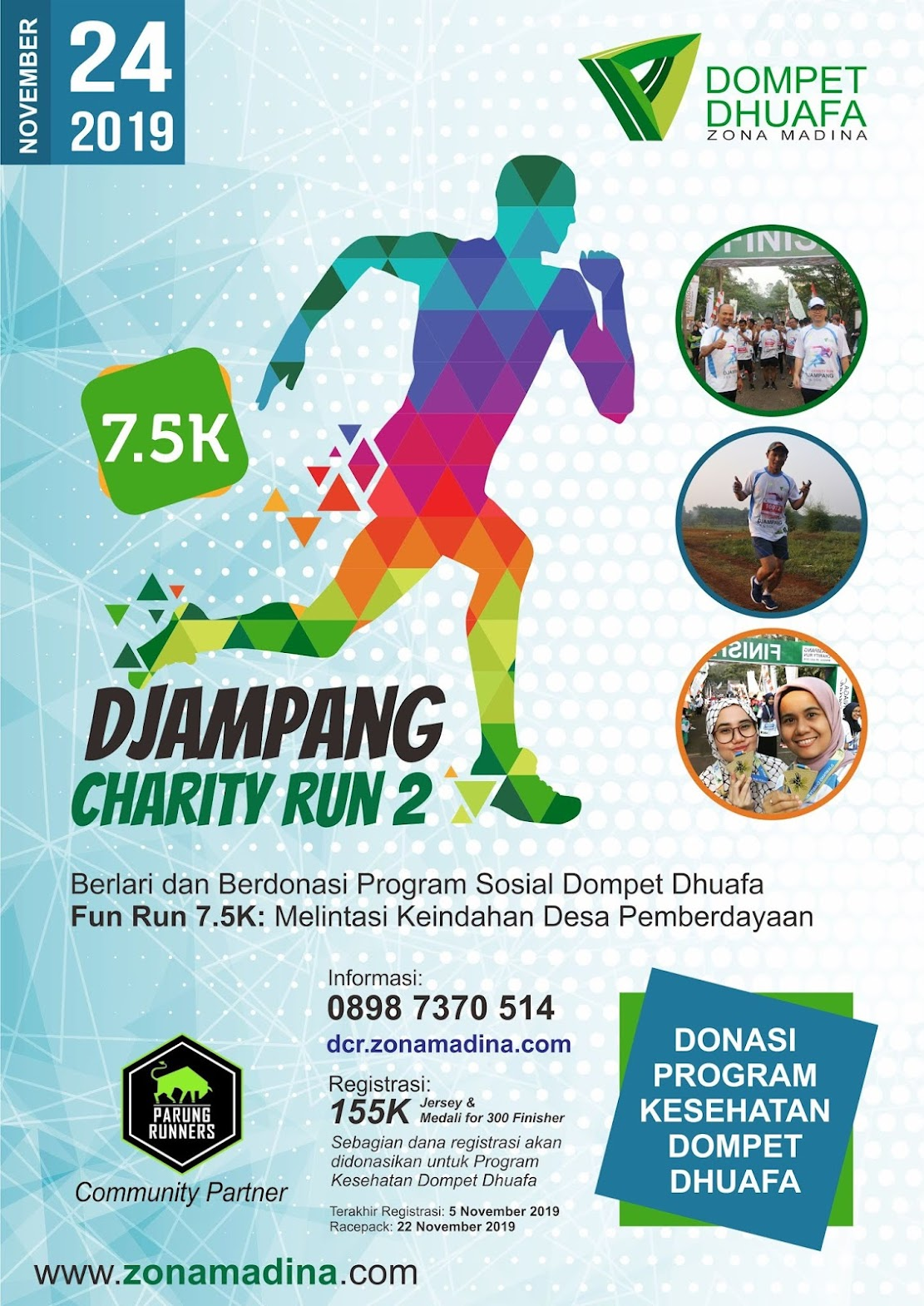 Djampang Charity Run • 2019
