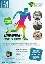 D'jampang Charity Run • 2019