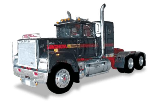 mack super-liner magnum 1:43, camiones 1:43, camiones americanos 1:43, coleccion camiones americanos 1:43, camiones americanos 1:43 altaya españa
