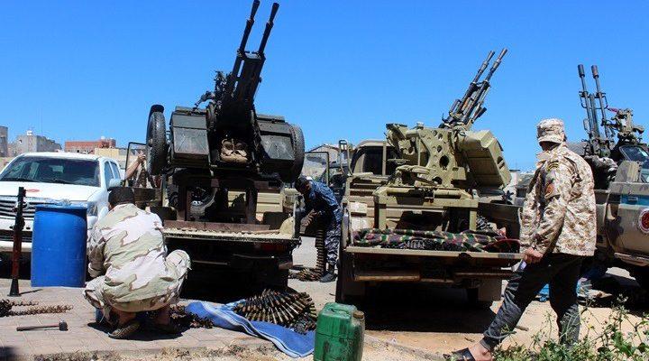 Οι Τούρκοι άφησαν πίσω στη Λιβύη 11.000 μισθοφόρους!