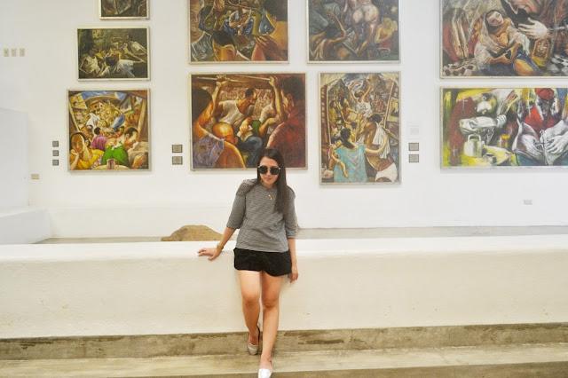 Rizza Salas x Pinto Art Museum