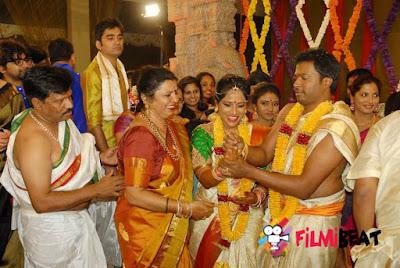 t-s-nagabharana-s-son-pannaga-weds-nikita-priya