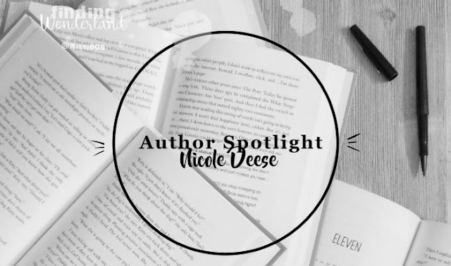 Author Spotlight | Nicole Deese