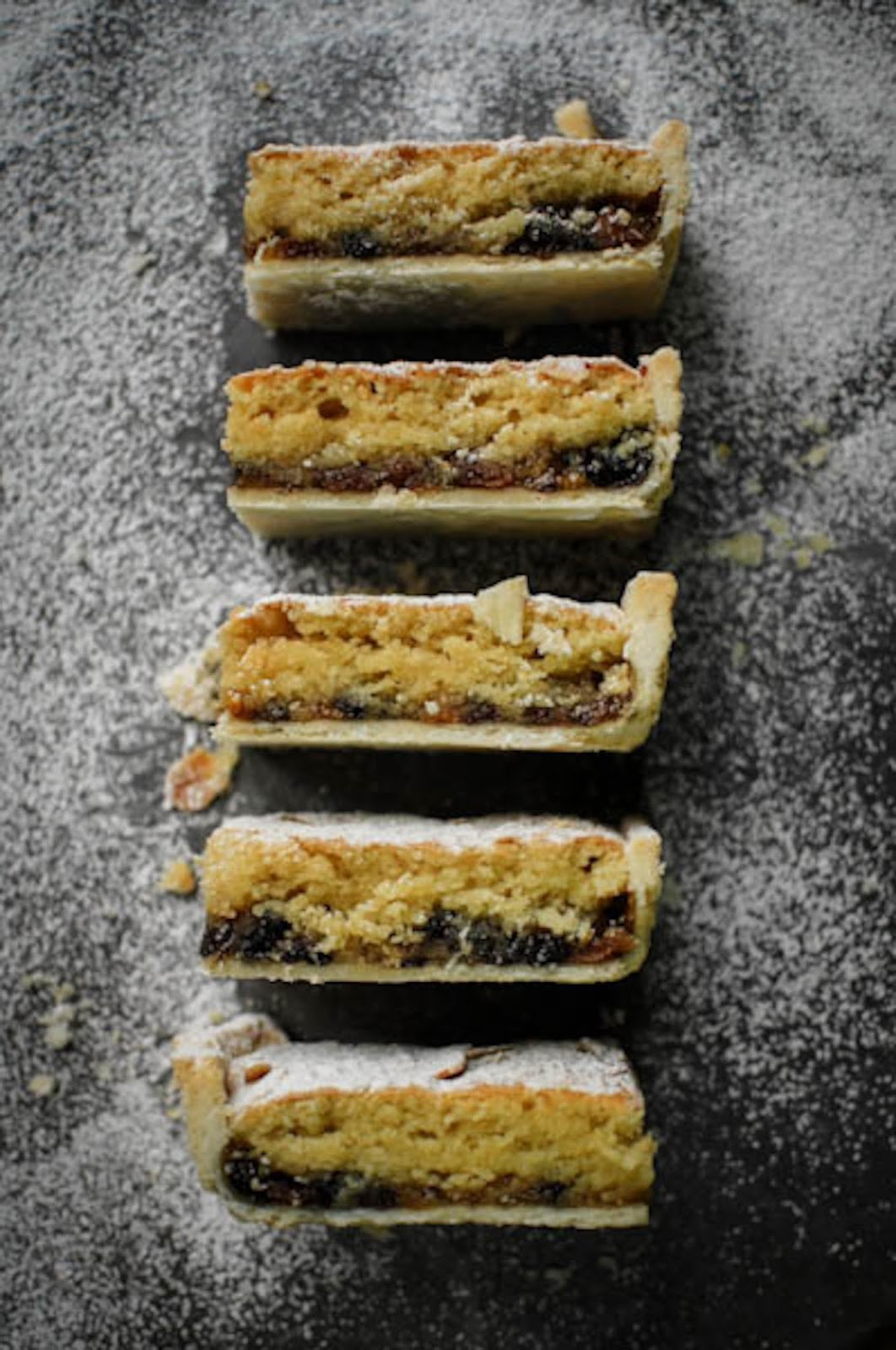 A delicious take on a traditional mince pie.