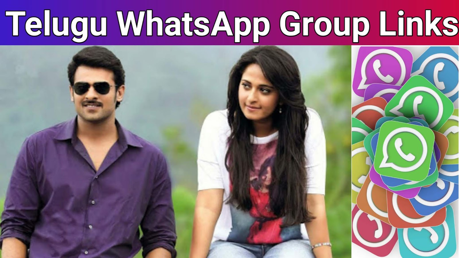 Telugu WhatsApp Group Link Join List - తెలుగు Whatsapp