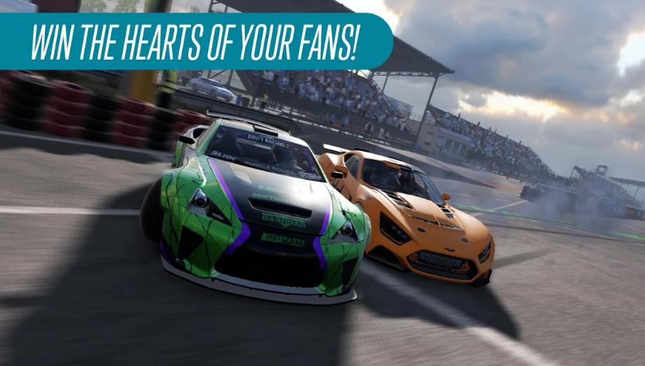 تنزيل لعبة CarX Drift Racing 2