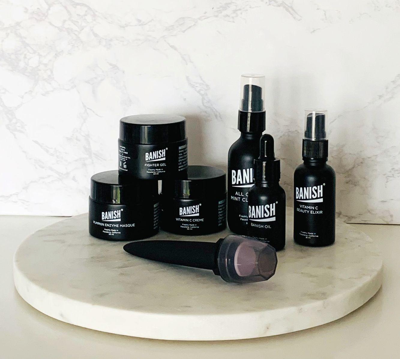 Review: Banish Skincare