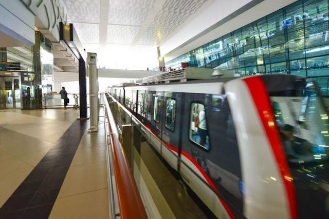 Penutupan Operasional Kereta Layang Bandara Soekarno-Hatta Diperpanjang hingga 14 Juni