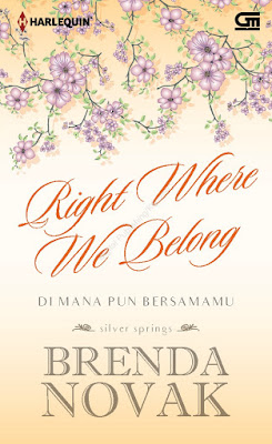 Di Mana Pun Bersamamu (Right Where We Belong) by Brenda Novak Pdf