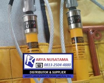 Distributor Asli Grounding 20KV di Palangkaraya
