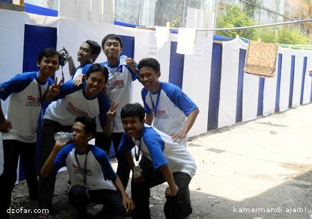 kamar mandi featuring blogger nganjuk