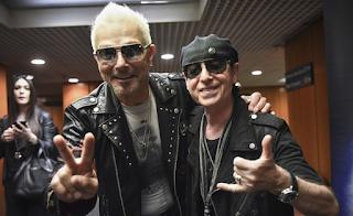 Οι Scorpions ήρθαν στην Αθήνα και δίνουν συναυλία για πρώτη φορά στο Καλλιμάρμαρο: «Ήρθαμε στη χώρα που γεννήθηκε η δημοκρατία»