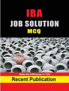 IBA Job Solution-2020