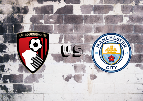 AFC Bournemouth vs Manchester City  Resumen y Partido Completo