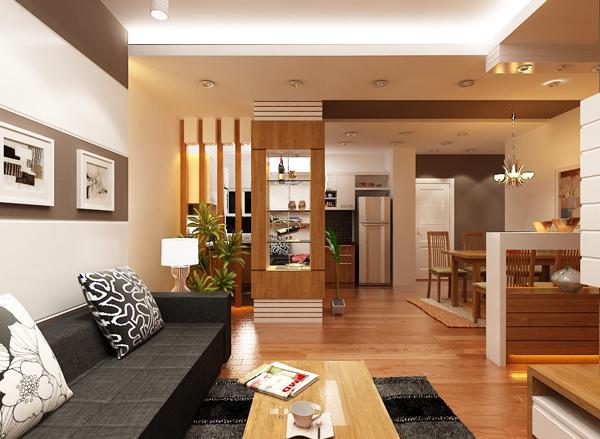 Giải pháp tốt cho phong thủy của căn hộ chung cư