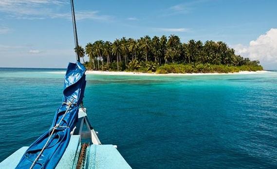 1. Spot Mancing di Perairan Kepulauan Mentawai Sumatera Barat