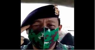 Perwira TNI AL Sebut Kebijakan Negara, Oknum Aparat TNI & Sipil, Sudah Diatur & Dikuasai Cukong